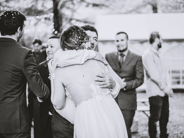 Le mariage de William et Valeria à Isola, Alpes-Maritimes 45