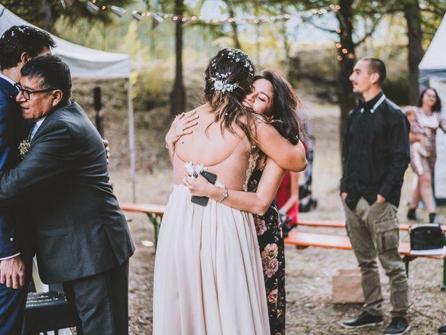 Le mariage de William et Valeria à Isola, Alpes-Maritimes 47