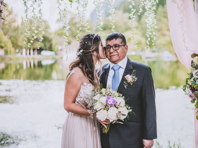 Le mariage de William et Valeria à Isola, Alpes-Maritimes 55