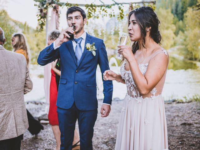 Le mariage de William et Valeria à Isola, Alpes-Maritimes 57