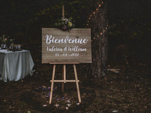 Le mariage de William et Valeria à Isola, Alpes-Maritimes 77
