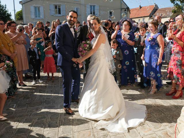 Le mariage de Marianne et Aurélien à Verneuil-en-Halatte, Oise 6