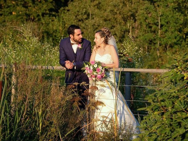 Le mariage de Marianne et Aurélien à Verneuil-en-Halatte, Oise 15