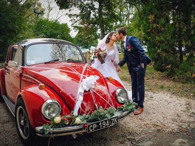 Le mariage de Boris et Anais à Dijon, Côte d'Or 21