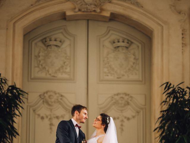 Le mariage de Boris et Anais à Dijon, Côte d'Or 73