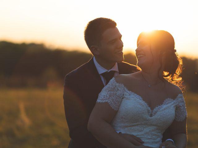Le mariage de Beatrice et Davide