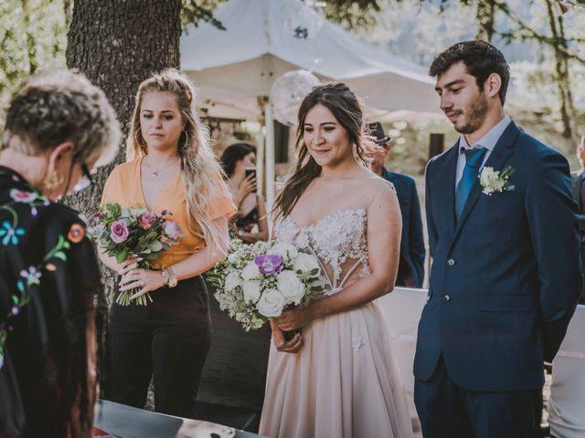 Le mariage de William et Valeria à Isola, Alpes-Maritimes 12