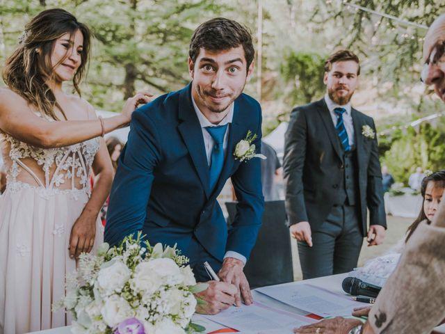 Le mariage de William et Valeria à Isola, Alpes-Maritimes 31