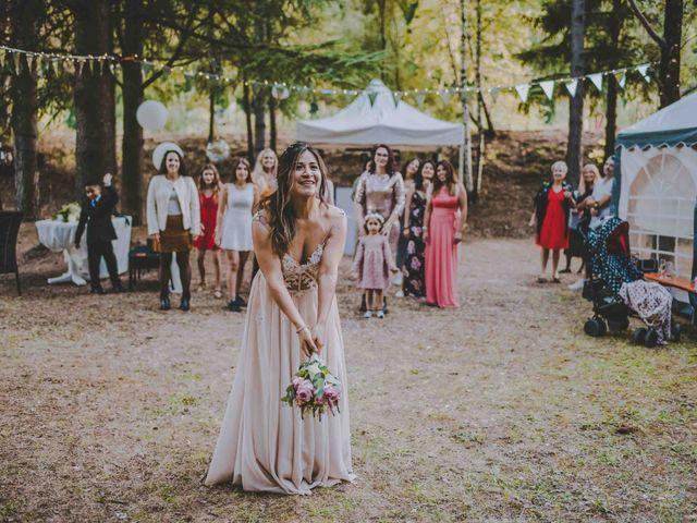 Le mariage de William et Valeria à Isola, Alpes-Maritimes 64