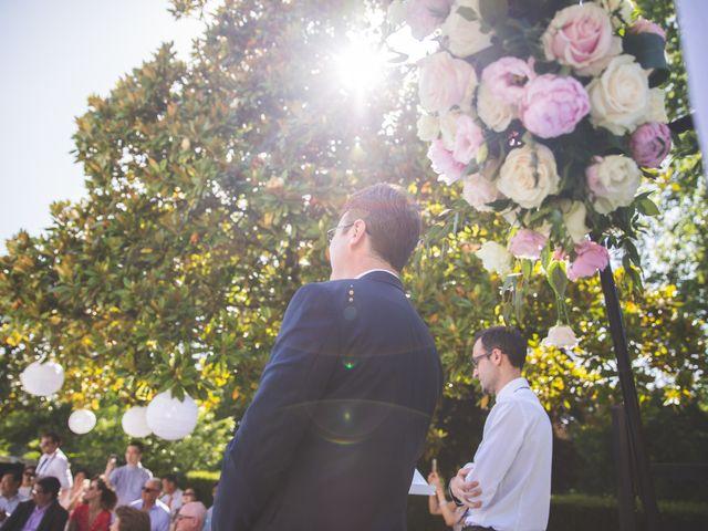 Le mariage de Qiao et Michel à Ferrières-en-Brie, Seine-et-Marne 5