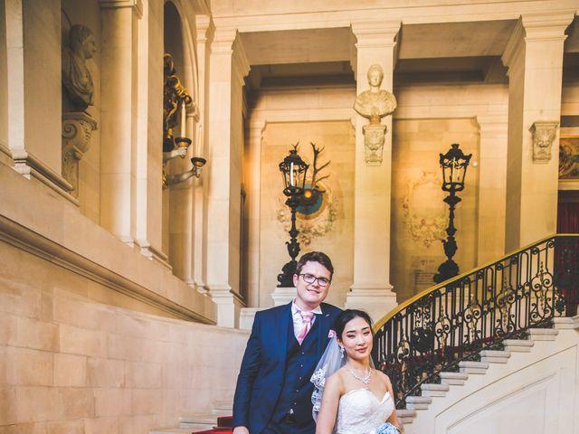 Le mariage de Qiao et Michel à Ferrières-en-Brie, Seine-et-Marne 6