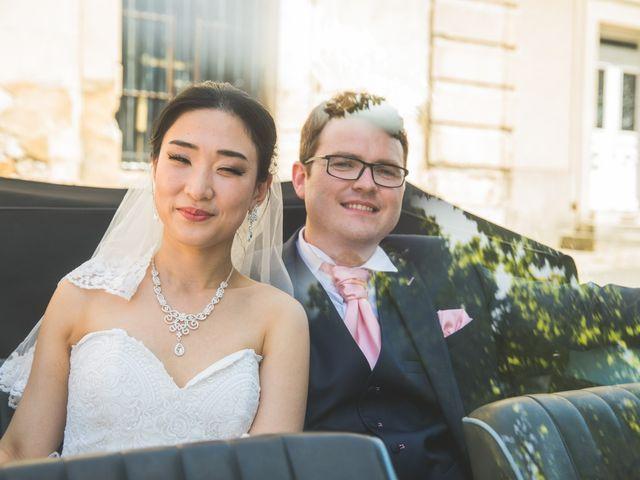 Le mariage de Qiao et Michel à Ferrières-en-Brie, Seine-et-Marne 8