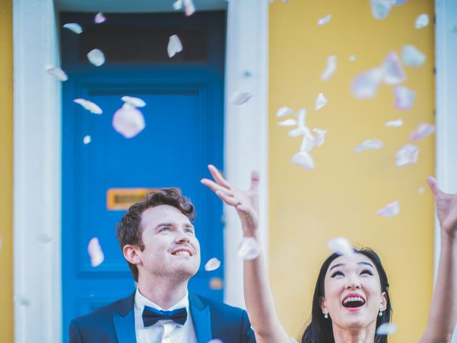 Le mariage de Qiao et Michel à Ferrières-en-Brie, Seine-et-Marne 17
