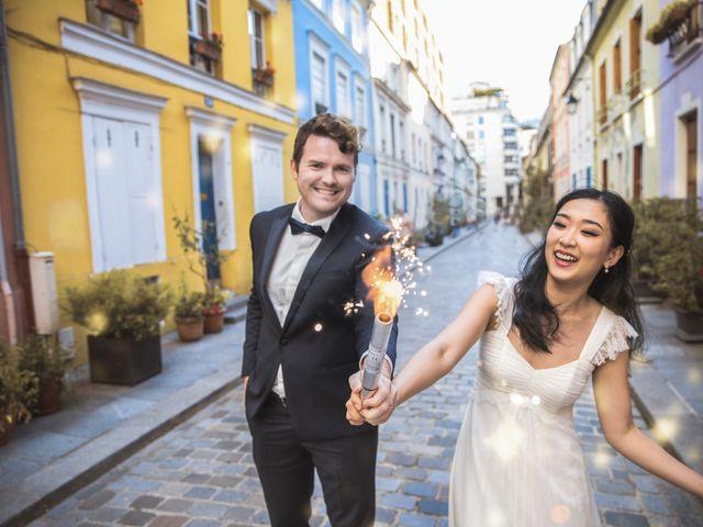 Le mariage de Qiao et Michel à Ferrières-en-Brie, Seine-et-Marne 18