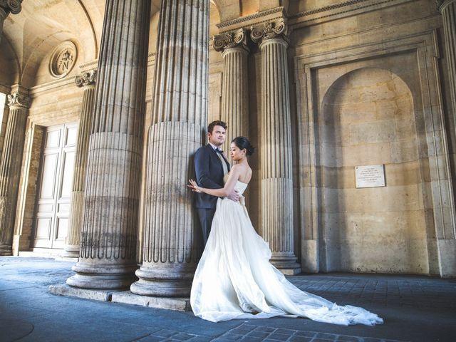 Le mariage de Qiao et Michel à Ferrières-en-Brie, Seine-et-Marne 19