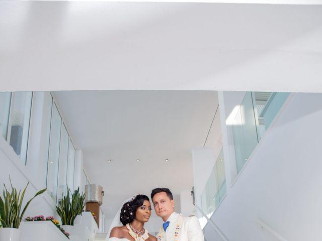 Le mariage de Terence et Doriane à Paris, Paris 9