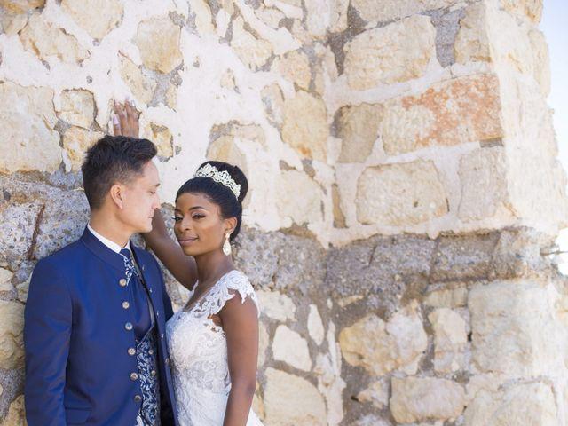 Le mariage de Terence et Doriane à Paris, Paris 15