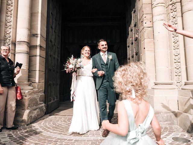 Le mariage de Antoine et Margaux à Cornimont, Vosges 2