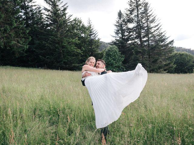 Le mariage de Antoine et Margaux à Cornimont, Vosges 5
