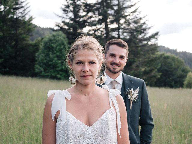 Le mariage de Antoine et Margaux à Cornimont, Vosges 6
