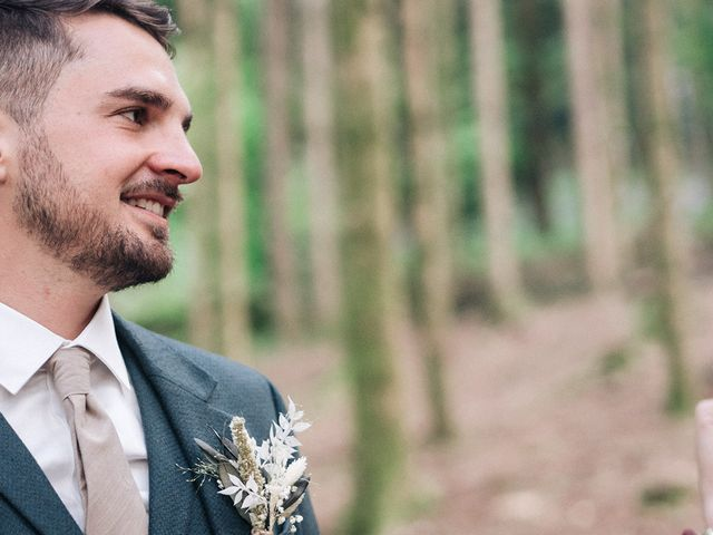 Le mariage de Antoine et Margaux à Cornimont, Vosges 8