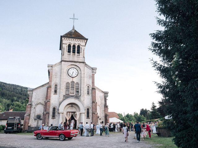 Le mariage de Antoine et Margaux à Cornimont, Vosges 9