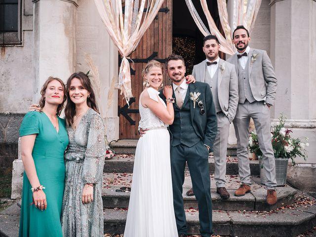 Le mariage de Antoine et Margaux à Cornimont, Vosges 12