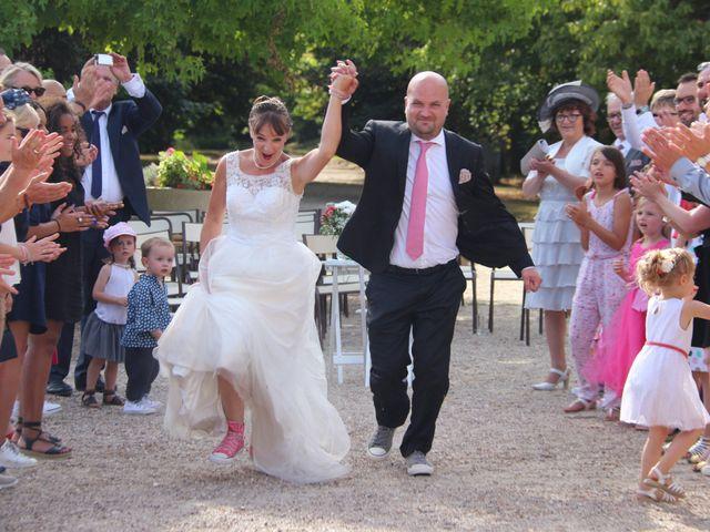 Le mariage de Steven et Bénédicte à Oissel, Seine-Maritime 2