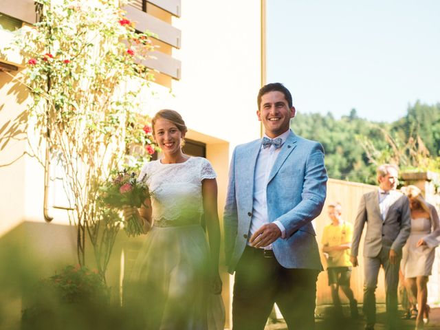 Le mariage de Johan et Marie-Laure à Lignan-sur-Orb, Hérault 1