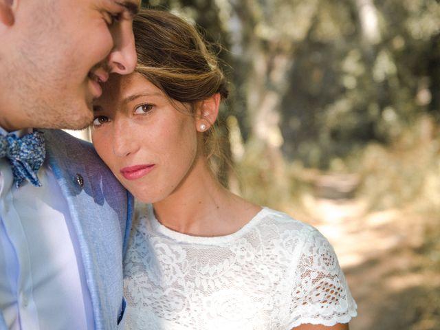 Le mariage de Johan et Marie-Laure à Lignan-sur-Orb, Hérault 4