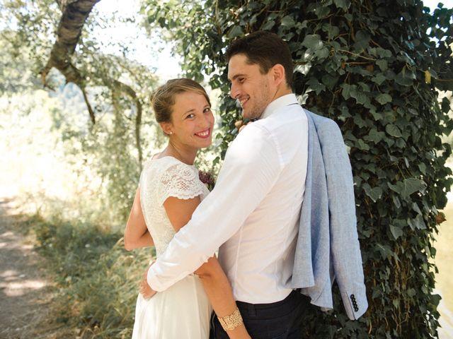 Le mariage de Johan et Marie-Laure à Lignan-sur-Orb, Hérault 8