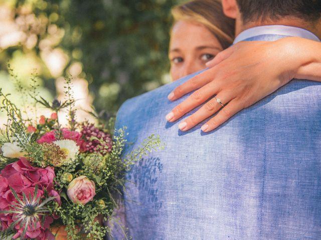 Le mariage de Johan et Marie-Laure à Lignan-sur-Orb, Hérault 12