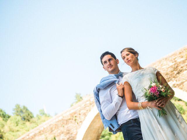 Le mariage de Johan et Marie-Laure à Lignan-sur-Orb, Hérault 14