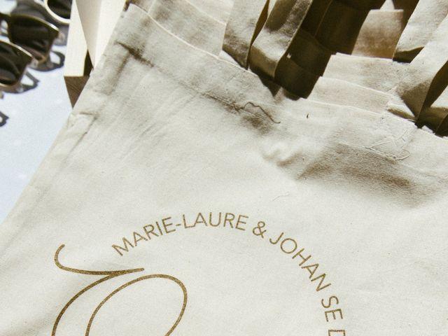 Le mariage de Johan et Marie-Laure à Lignan-sur-Orb, Hérault 22