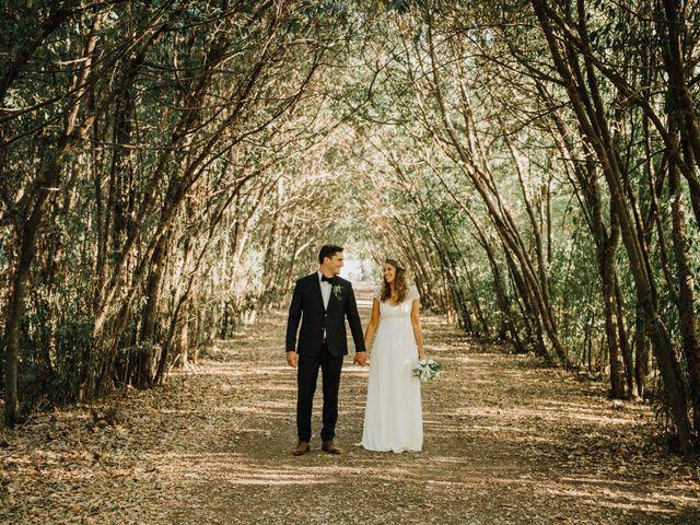Le mariage de Marie-Laure et Johan
