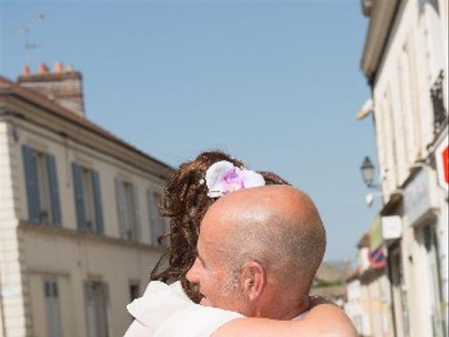 Le mariage de Marjorie et Olivier à Saint-Vrain, Essonne 8