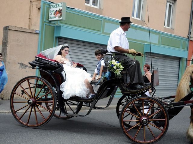 Le mariage de Luc et Emilie à Mâcon, Saône et Loire 18