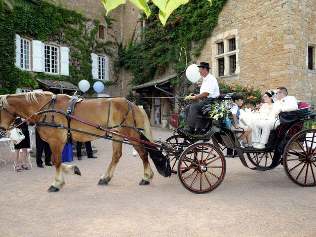 Le mariage de Luc et Emilie à Mâcon, Saône et Loire 28