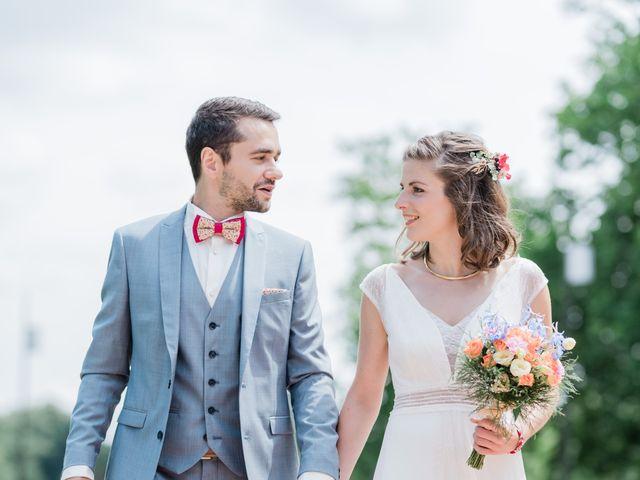 Le mariage de Julien et Noémie à Lyon, Rhône 7