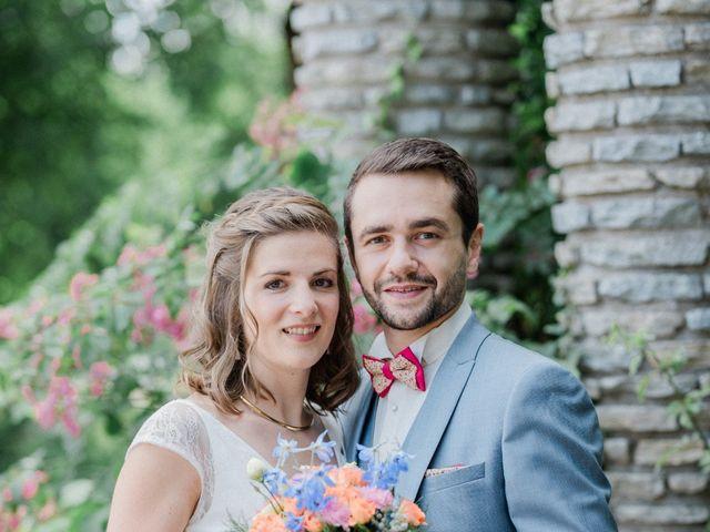 Le mariage de Julien et Noémie à Lyon, Rhône 9