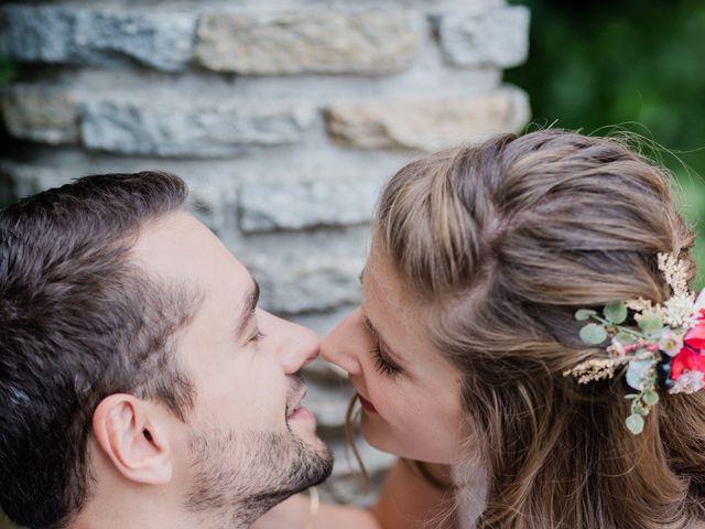 Le mariage de Julien et Noémie à Lyon, Rhône 16