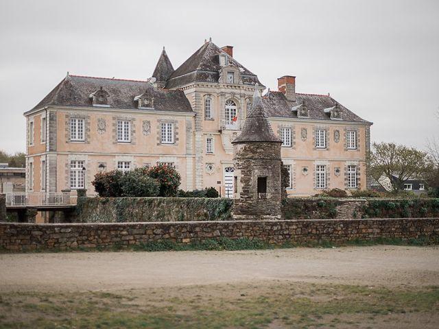 Le mariage de Benjamin et Emilie à Le Pallet, Loire Atlantique 11
