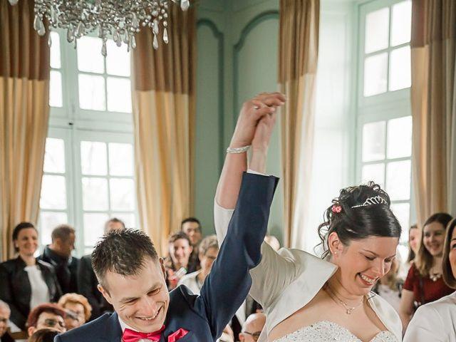 Le mariage de Benjamin et Emilie à Le Pallet, Loire Atlantique 17
