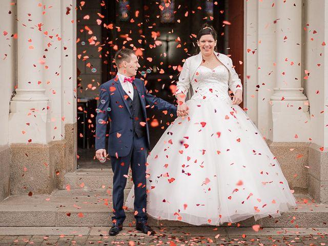 Le mariage de Benjamin et Emilie à Le Pallet, Loire Atlantique 1