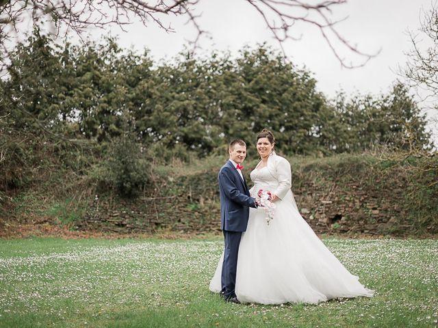 Le mariage de Benjamin et Emilie à Le Pallet, Loire Atlantique 37