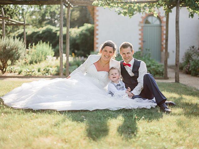 Le mariage de Benjamin et Emilie à Le Pallet, Loire Atlantique 42
