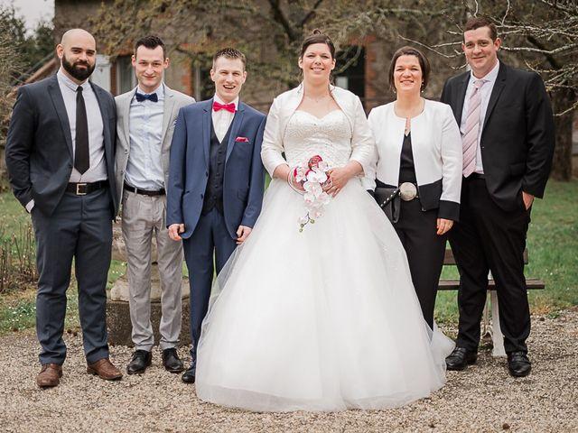 Le mariage de Benjamin et Emilie à Le Pallet, Loire Atlantique 45