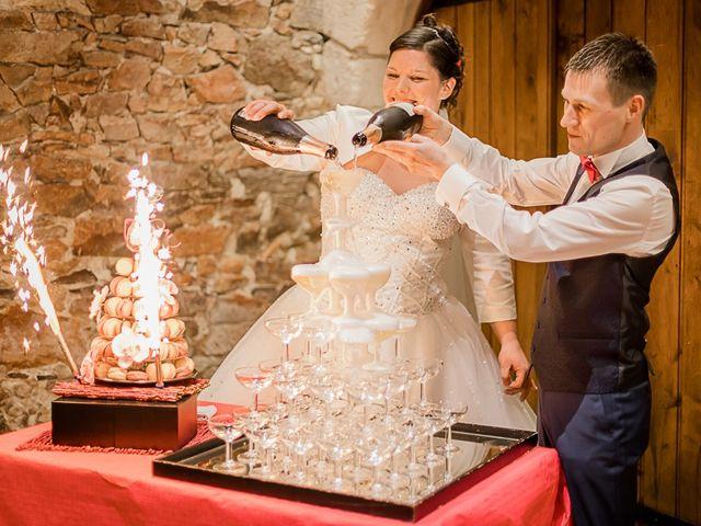 Le mariage de Benjamin et Emilie à Le Pallet, Loire Atlantique 58