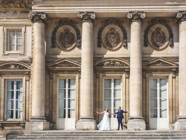 Le mariage de Julien et Florence à Compiègne, Oise 7