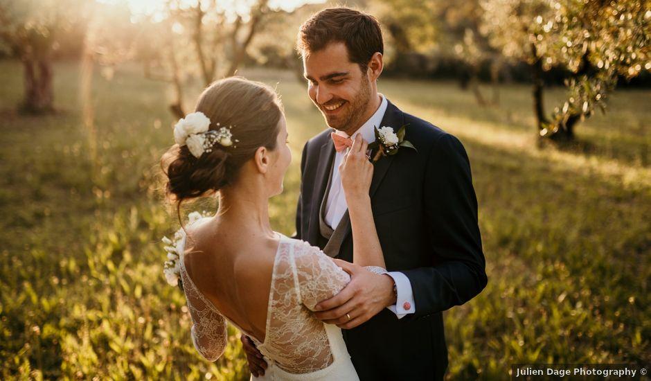 Le mariage de Benjamin et Valentine à Trans-en-Provence, Var